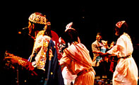 Randy Weston African Rhythms & the Master Gnawa Musicians of Morocco