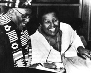Randy Weston and Melba Liston